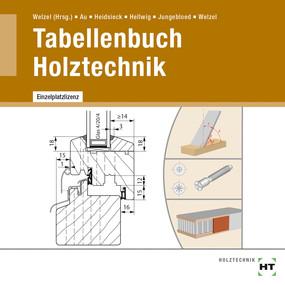CD Tabellenbuch Holztechnik