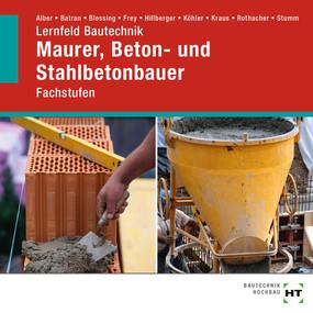 CD-ROM Lernfeld Bautechnik: Fachstufen