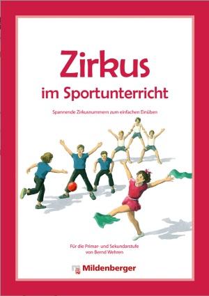 Zirkus im Sportunterricht, Umschlag gross anzeigen