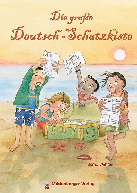 Die grosse Deutsch-Schatzkiste