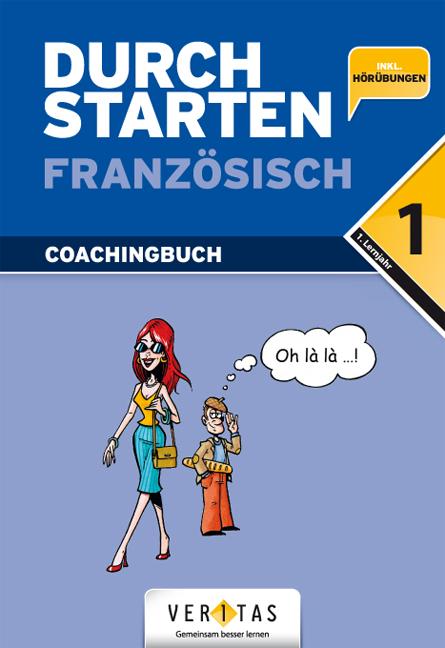 Durchstarten Französisch 1. Lernjahr Lernbuch