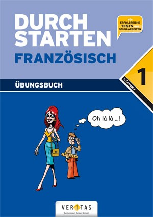 Durchstarten Französisch 1 - Übungsbuch
