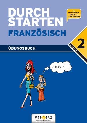 Durchstarten Französisch 2. Übungsbuch