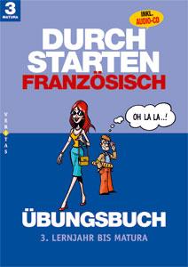 Durchstarten Französisch 3-5 Übungsbuch