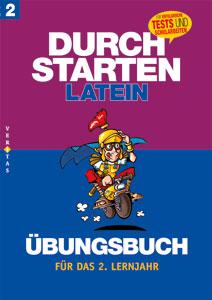 Durchstarten Latein 2 Übungsbuch