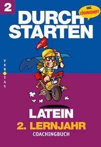 Durchstarten Latein 2 Coachingbuch