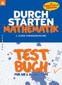 Durchstarten Mathematik 6 Testbuch