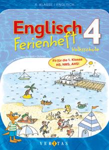 Englisch 4 Ferienheft