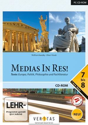 Medias in res! Texte: Europa, Politik, Philosophie und Fachliteratur Einzellizenz