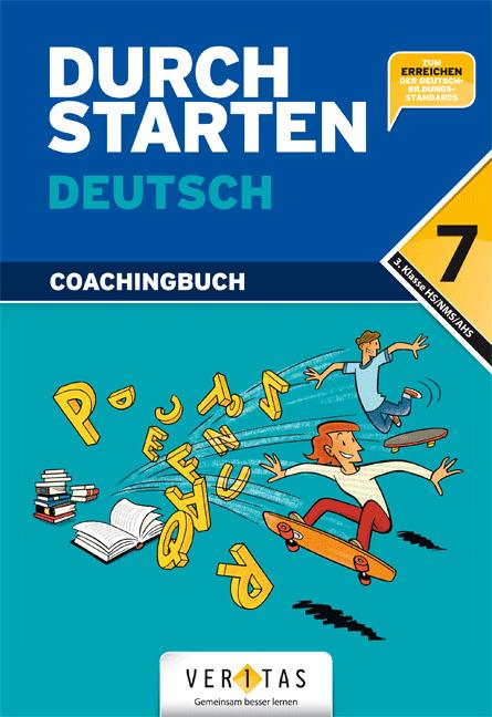 Durchstarten Deutsch 7. Coachingbuch