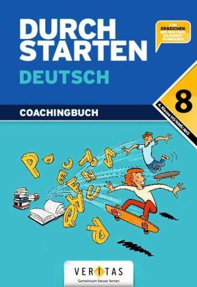 Durchstarten Deutsch 8 - Coachingbuch
