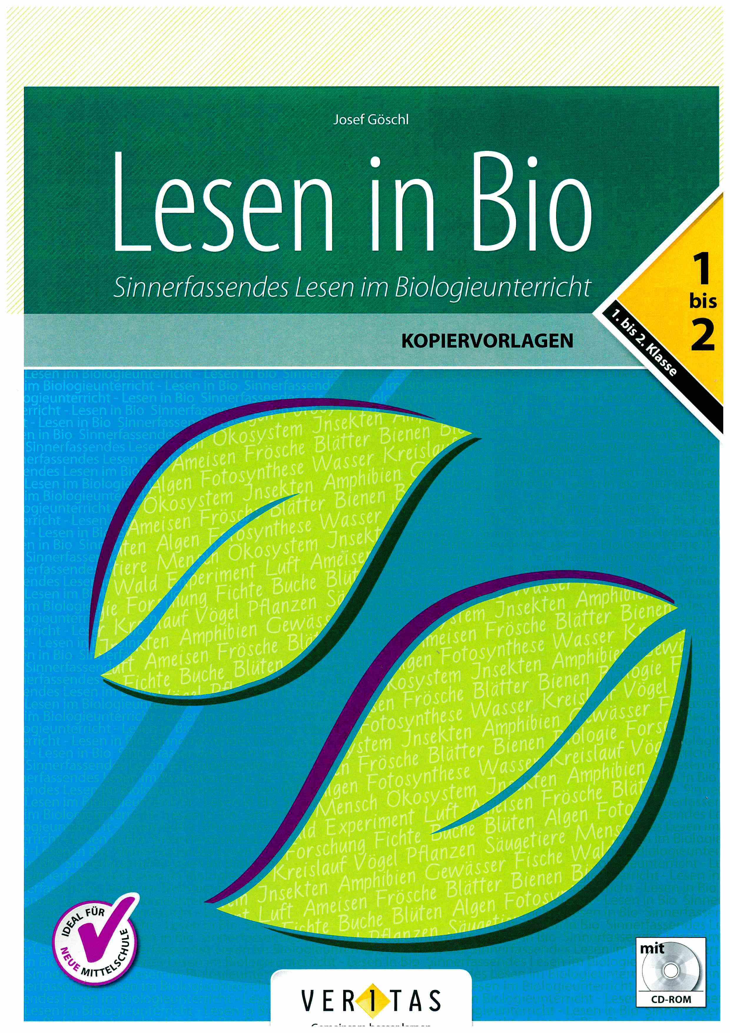Lesen in Bio - Sinnerfassendes Lesen im Biologieunterricht