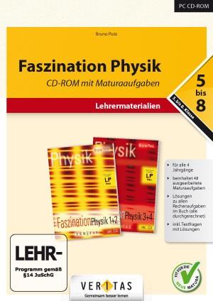 Faszination Physik. Lehrermaterialien - CD-ROM