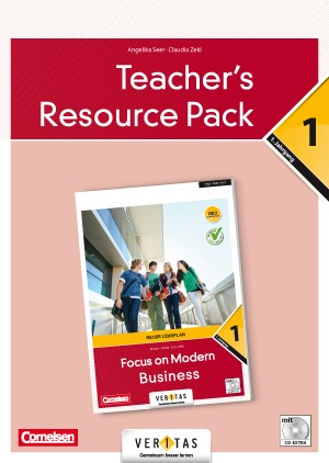 Focus on Modern Business 1 – Teacher's Resource Pack