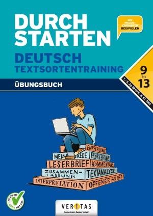 Durchstarten Deutsch Textsortentraining