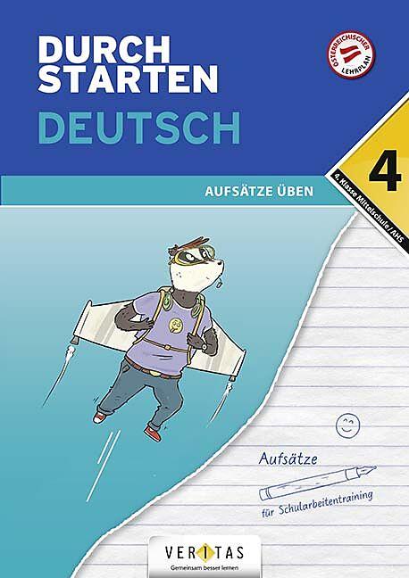 Durchstarten Deutsch 4