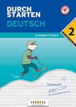 Durchstarten Deutsch - 2. Klasse, Umschlag gross anzeigen