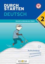 Durchstarten Deutsch - 2. Klasse