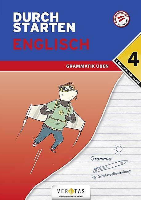 Durchstarten Englisch 4. Klasse - Grammatik üben