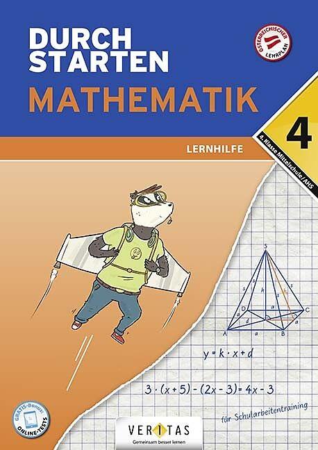 Durchstarten Mathematik 4. Klasse - Lernhilfe