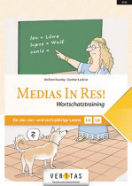 Media In Res! – Wortschatztraining