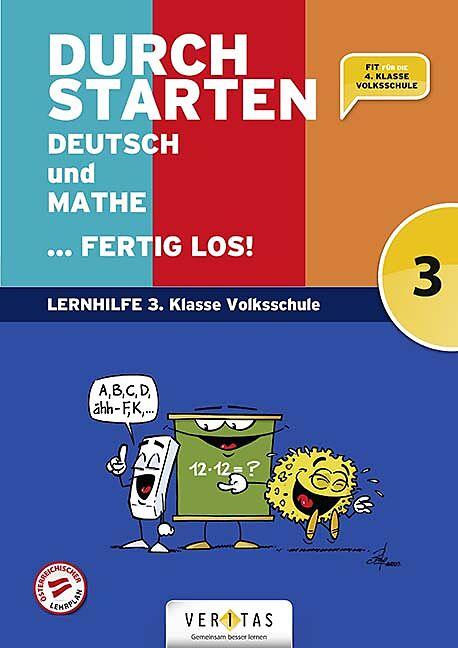 Durchstarten Deutsch und Mathe
