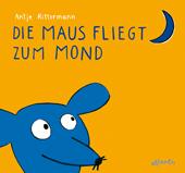 Die Maus fliegt zum Mond