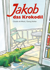 Jakob, das Krokodil, Umschlag gross anzeigen