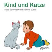 Kind und Katze, Umschlag gross anzeigen