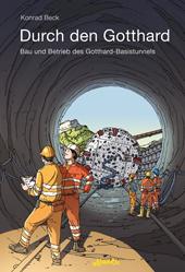 Durch den Gotthard, Umschlag gross anzeigen