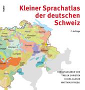 Kleiner Sprachatlas der deutschen Schweiz, Umschlag gross anzeigen