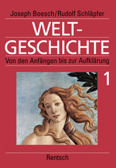 Weltgeschichte Band 1, Umschlag gross anzeigen