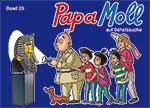 Papa Moll auf Schatzsuche, Umschlag gross anzeigen