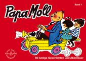 Papa Moll Band 1, rot