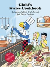 Globi's Swiss Cookbook, Umschlag gross anzeigen