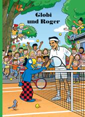 Globi und Roger, Umschlag gross anzeigen