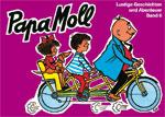 Papa Moll Band 6, violett, Umschlag gross anzeigen