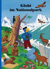 Globi im Nationalpark, Umschlag gross anzeigen