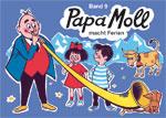 Papa Moll macht Ferien, Umschlag gross anzeigen