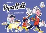 Papa Moll, Tierische Geschichten, Umschlag gross anzeigen