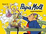 Papa Moll experimentiert, Umschlag gross anzeigen