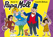 Papa Moll macht Zirkus