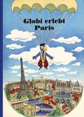 Globi erlebt Paris, Umschlag gross anzeigen