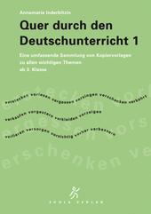 Quer durch den Deutschunterricht 1, Umschlag gross anzeigen