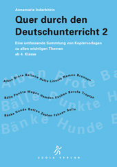Quer durch den Deutschunterricht 2, Umschlag gross anzeigen