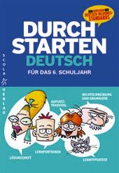 Durchstarten Deutsch 6. Schuljahr