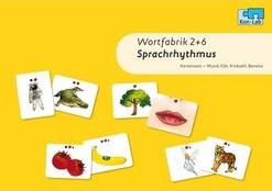 Kartensatz Sprachrhythmus - Kon-Lab