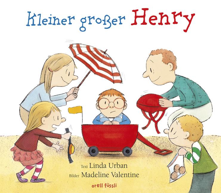 Kleiner großer Henry | Orell Füssli Verlag